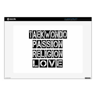 Diseños del Taekwondo Portátil Calcomanías