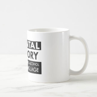 Diseños divertidos de la cólera taza de café