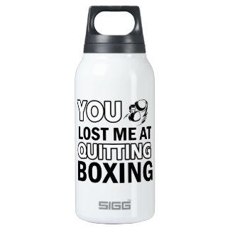 Diseños divertidos del boxeo