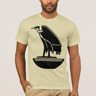 Diseños egipcios antiguos tribales frescos del playera