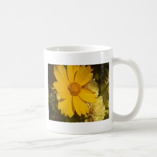 Diseños florales 002 taza de café