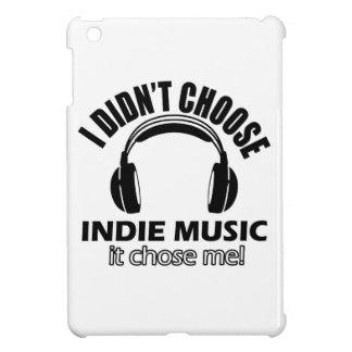 Diseños frescos de la música del indie