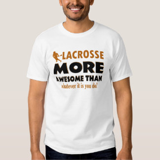 Diseños frescos de LaCrosse Playera