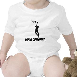 Diseños frescos de los amantes del netball trajes de bebé