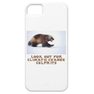 diseños frescos de Wolverine iPhone 5 Carcasa