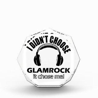 Diseños frescos del glamrock