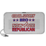 Diseños frescos del Partido Republicano iPhone Altavoz