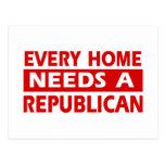 Diseños frescos del Partido Republicano Tarjetas Postales