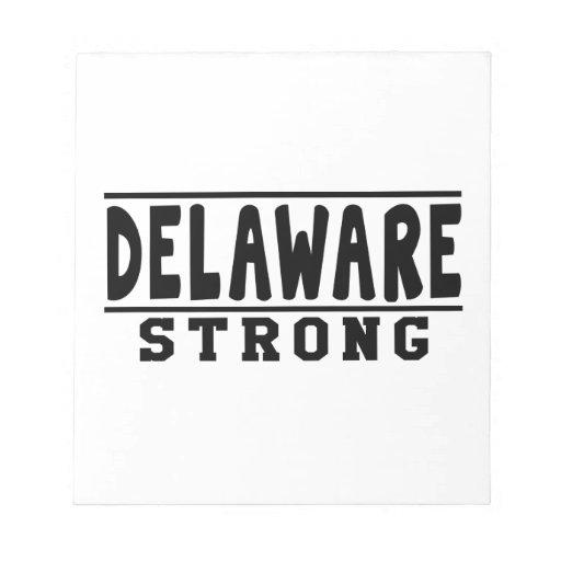 Diseños fuertes de Delaware Blocs