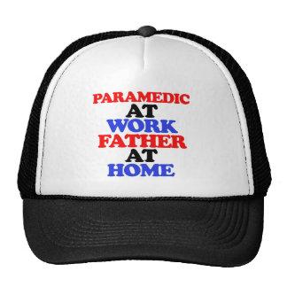 diseños impresionantes de los paramédicos gorro de camionero