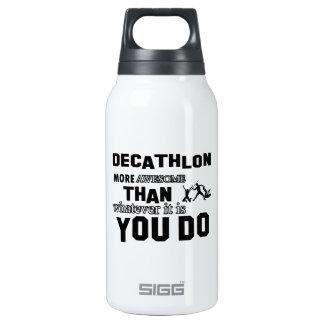 Diseños impresionantes del Decathlon