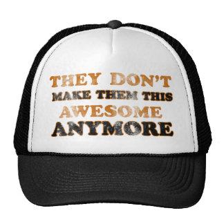 Diseños impresionantes divertidos gorras