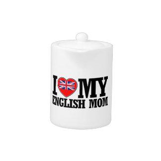 diseños ingleses frescos de la mamá