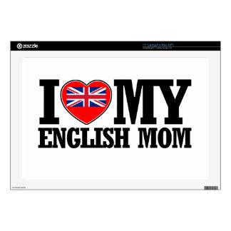 diseños ingleses frescos de la mamá portátil skin