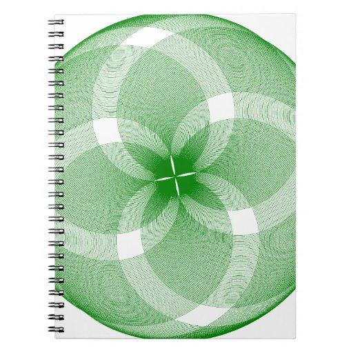 Diseños innovadores libreta espiral