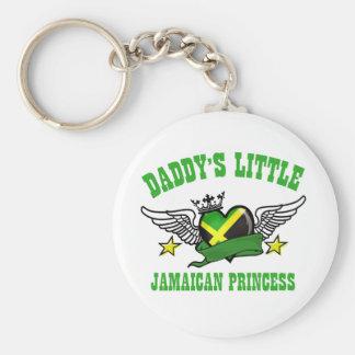 diseños jamaicanos de la princesa llavero redondo tipo pin