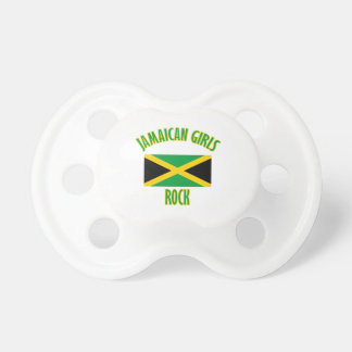 DISEÑOS jamaicanos de los chicas Chupetes De Bebe
