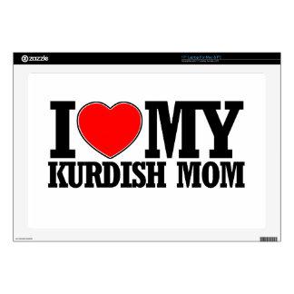 diseños kurdos frescos de la mamá skins para 43,2cm portátil