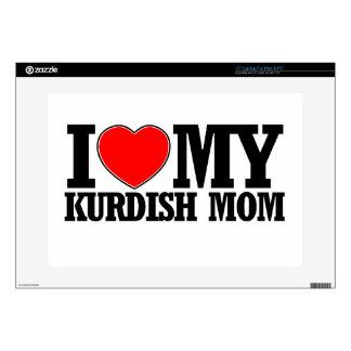 diseños kurdos frescos de la mamá skins para portátil