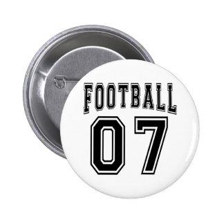Diseños locos del cumpleaños del fútbol 07