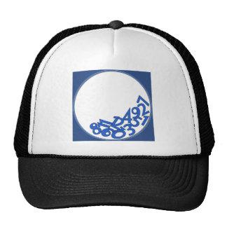 diseños matemáticos gorras