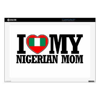 diseños nigerianos frescos de la mamá calcomanías para portátiles
