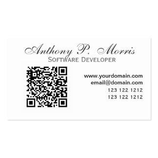 diseños promocionales únicos modernos de la tarjetas de visita