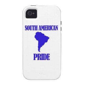 diseños suramericanos frescos Case-Mate iPhone 4 funda