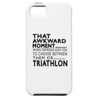 Diseños torpes de ese Triathlon del momento iPhone 5 Cárcasa