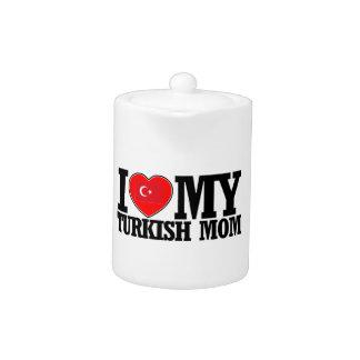 diseños turcos frescos de la mamá
