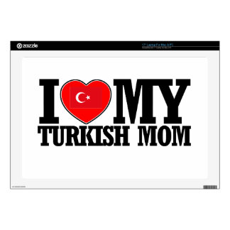 diseños turcos frescos de la mamá portátil skin