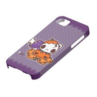 Disfraz de la calabaza iPhone 5 Case-Mate cárcasa