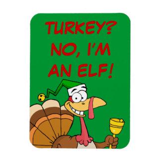 Disfraz divertido de Turquía de la acción de graci Iman Flexible