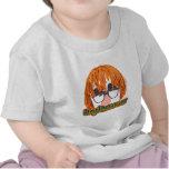 Disfraz secreto divertido camiseta