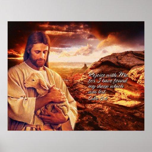 Disfrute conmigo. Impresión del 15:6 de Lucas Impresiones