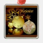 Disfrute el ornamento del navidad ornamentos de reyes