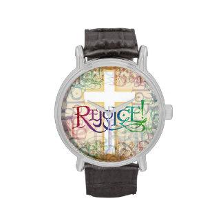 Disfrute el reloj