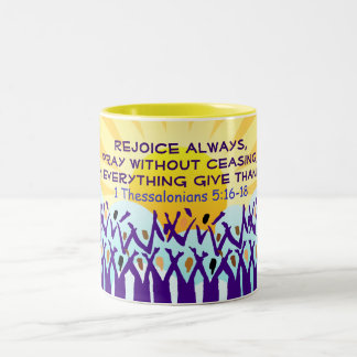 Disfrute la taza