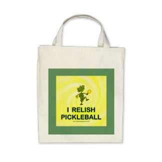 Disfruto con el camisetas y los regalos de Pickleb Bolsas De Mano