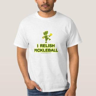 Disfruto con el camisetas y los regalos de Pickleb Playeras