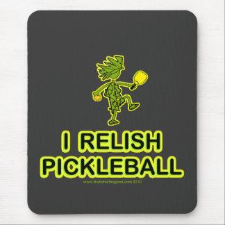 Disfruto con el camisetas y los regalos de Pickleb Tapete De Raton