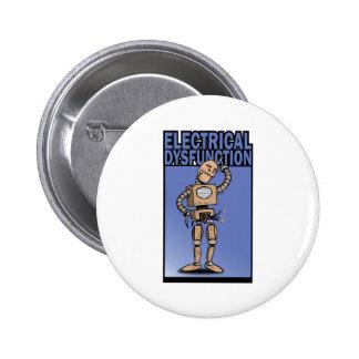Disfunción eléctrica pin