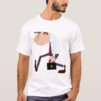 Disgruntled businessman T-Shirt