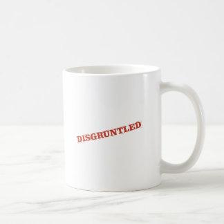 Disgruntled Coffee Mug