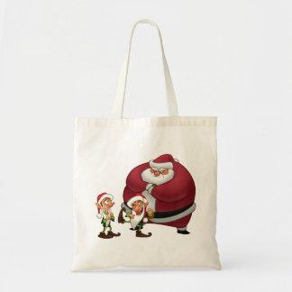 Disgruntled Elves Bag