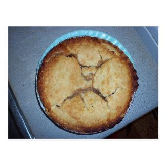 Disgruntled Pie Postcard