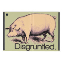 Disgruntled Pig iPad Mini Case