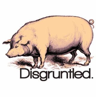 Disgruntled Pig Statuette