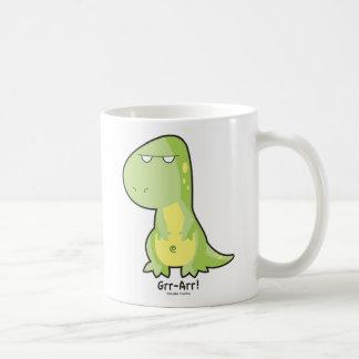 Disgruntled T-Rex Mug
