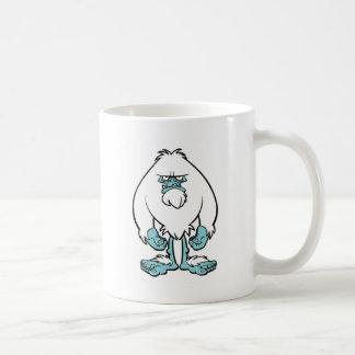 Disgruntled Yeti Coffee Mug